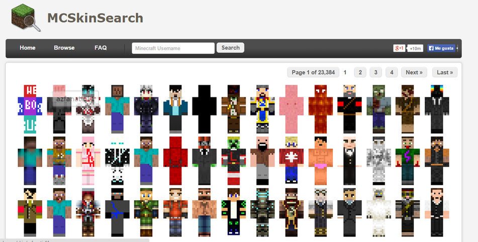 Minecraft Home - Skin para minecraft launcher yofenix